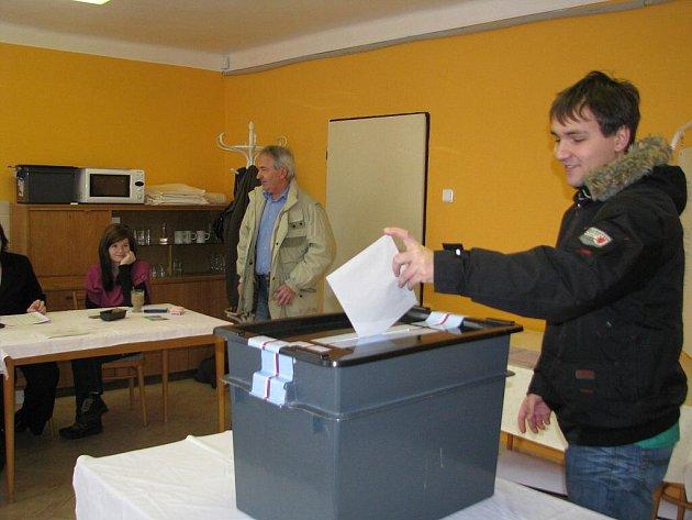 Volby v Sobíškách