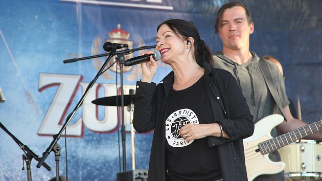 Anna K. na Zubrfestu 2017