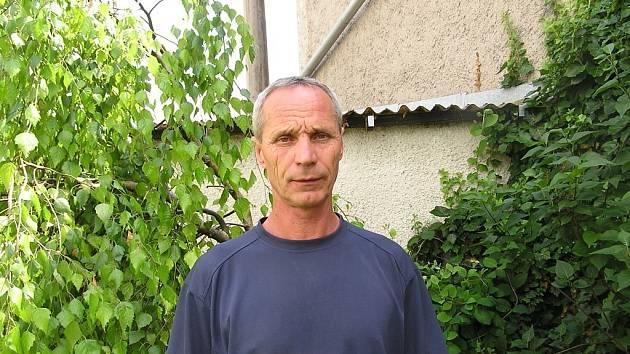 Ladislav Bařina, starosta obce Měrovice nad Hanou