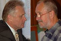 Jiří Lajtoch a Vladimír Puchalský