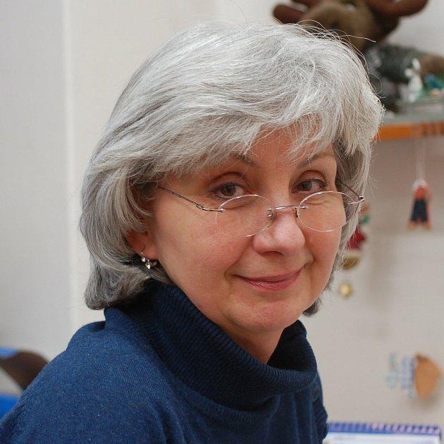 Magda Barboříková, důchodkyně Přerov