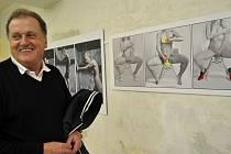 Přerov má nový výstavní prostor v centru města. Premiérově jej ve čtvrtek večer otestovala výstava nadějných přerovských fotografů.