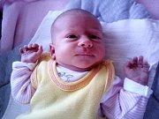 Ema Sendlerová, Olšovec, narozena dne 11. května vOlomouci, míra 46 cm, váha 2610 g
