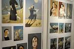 Výstava Nevšední malíř František Bílek v Muzeu Komenského v Přerově