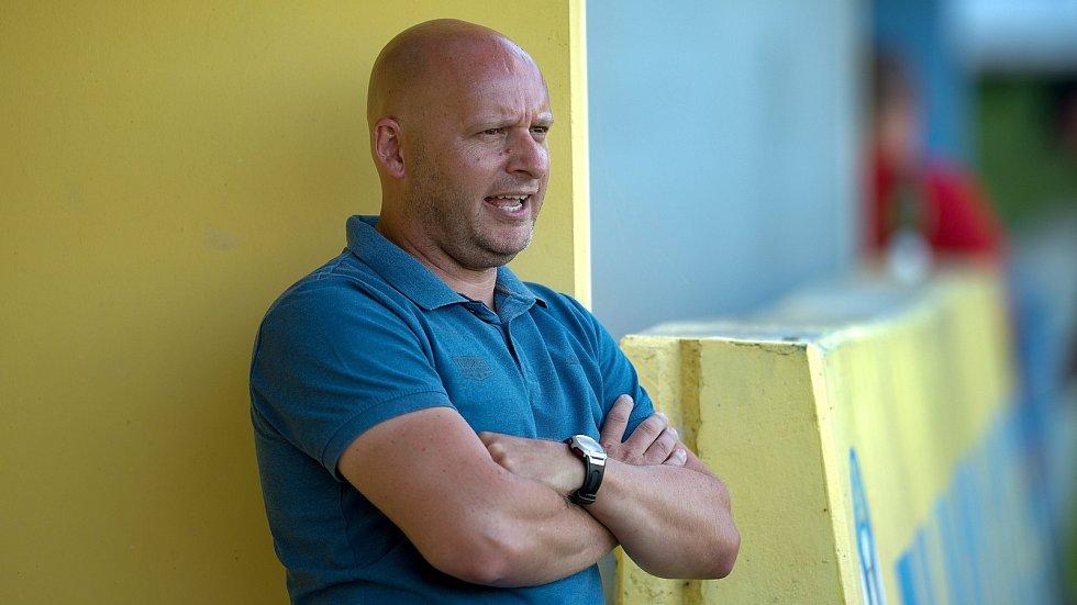 Trenér Kozlovic Vlastimil Chytrý