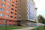 Září 2019. V Přerově začala demolice bývalé ubytovny Chemik. Objekt bude zbourán postupným rozebíráním.