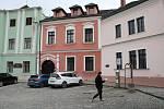 Klub Teplo na Horním náměstí v Přerově
