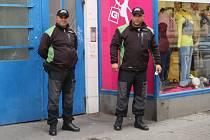 Asistenti prevence kriminality v Přerově. Ilustrační foto