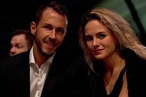 Lukáš Rosol se v lednu oženil s bývalou tenistkou a nyní trenérkou Petrou Kubinovou.  Galavečer k anketě Zlatý kanár 2018 v hale TJ Spartak Přerov