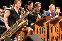 Setkání jazzových orchestrů Olomouckého kraje