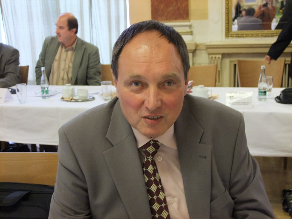 Přerovský zastupitel Josef Nekl