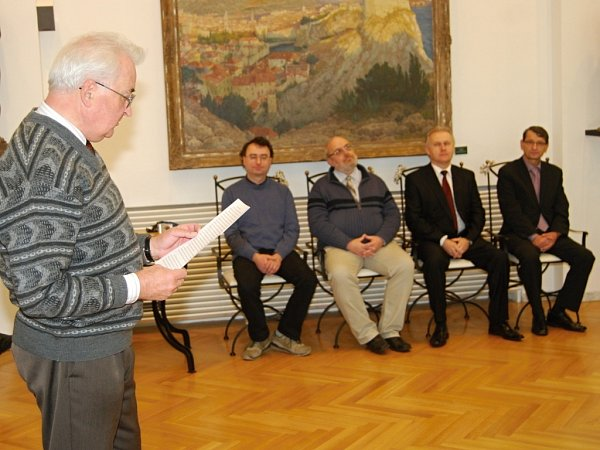 Slavnostní akce kstoletému výročí Klubu českých turistů vPřerově se udála 10.prosince vMěstském domě vPřerově.