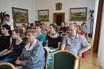 """Výstava s názvem """"Morava nově zakreslená aneb Komenského mapa Moravy, co bylo před ní a po ní"""" v Muzeu Komenského v Přerově"""