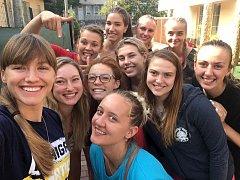 Volejbalistky Přerova po vítězství na přípravném turnaji v Nitře