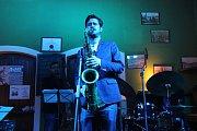 Robby Marshall odstartoval v sobotu 4. března v restauraci Pivovar Jazzké jaro