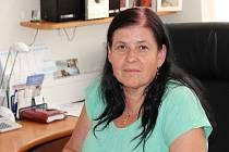 Marta Šintáková, vedoucí oddělení sociální prevence a pomoci přerovského magistrátu.