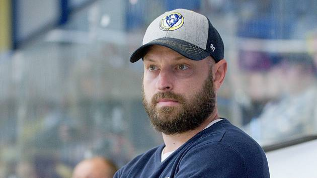 Sportovní manažer Zubrů Pavel Hanák