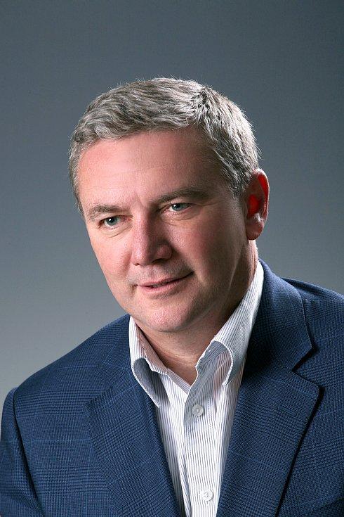 Přerovský zastupitel Antonín Prachař.
