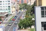 Zobousměrnění Palackého ulice v Přerově