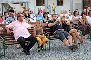 Svatojakubské hody, které se konaly od pátku 22. červnece do neděle 23. července v Lipníku nad Bečvou.