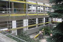 Rekonstrukce Základní školy Velká Dlážka v Přerově
