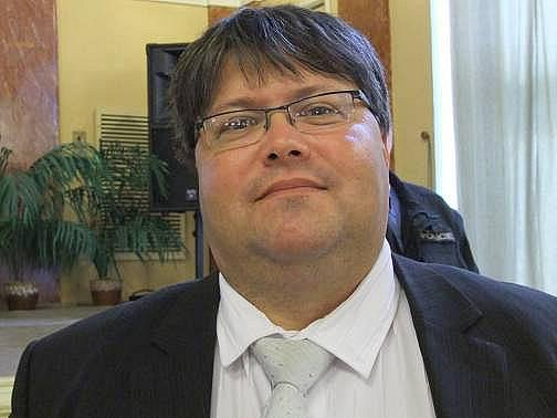 Přerovský radní Václav Zatloukal (ČSSD)