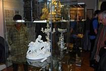 Výstava Perly Muzea Komenského v Přerovském zámku