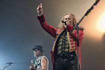 Koncert kapely Kabát v Přerově, 14. srpna 2021