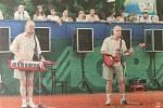 Tenisová akademie Petra Huťky v minulosti. 2003