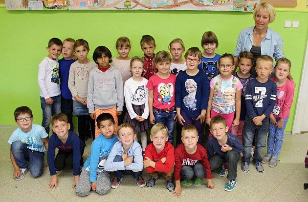 Základní škola a Mateřská škola Drahotuše 1.třída