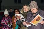 Česko zpívá koledy ve středu 14. prosince 2016 - Brodek u Přerova.