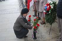 Přerované si v sobotu připomněli 170. výročí narození prvního prezidenta Československé republiky Tomáše Garrigua Masaryka.  U jeho pamětní desky na Masarykově náměstí se sešli zástupci vedení města, Sokolů a dalších organizací.