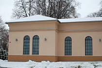Rekonstrukce budovy obřadní síně na městském hřbitově v Přerově