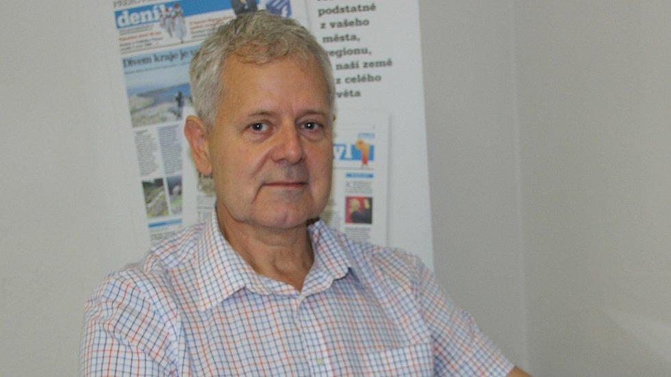 Onkolog Lubomír Skopal