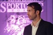 Radek Štěpánek na vyhlašování Nejúspěšnějšího sportovce roku Přerova 2017 v Městském domě