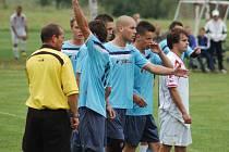 Fotbalisté Kozlovic