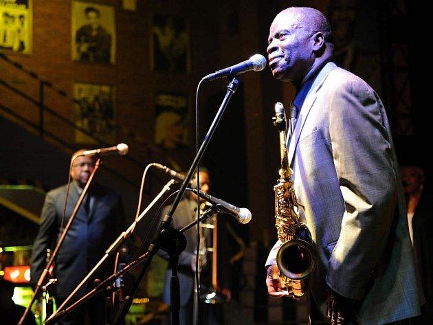 Jazzový mág Maceo Parker