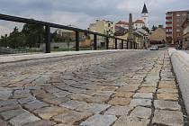 Tyršův most v Přerově se koncem května uzavře, kvůli opravám.