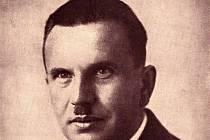 Legionář, učitel a významný přerovský starosta Richard Kleiber.