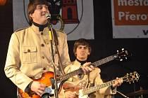 Beatles Brouci Band. Ilustrační foto.