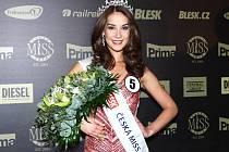 Česká Miss Earth 2014 - Nikola Buranská z Přerova