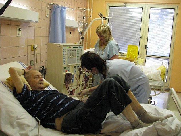 Den ledvin v Nemocnici Přerov