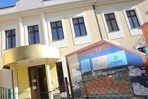 Nízkoprahové centrum Kappa-Help ve Škodově ulici v Přerově