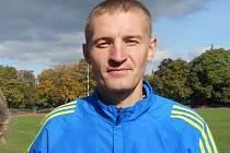 Petr Kučera z SK Salix Grymov
