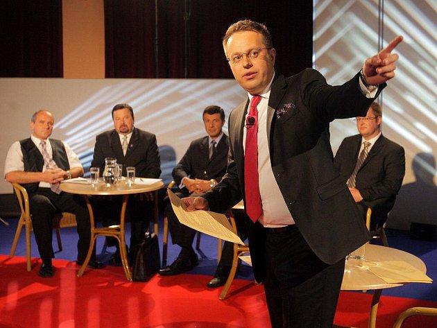 Předvolební Otázky Václava Moravce speciál z Pavlovic u Přerova