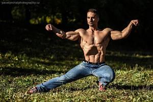 Kulturista Fitness Ave Jan Páleníček se stal absolutním mistrem světa v games klasické kulturistice nad 175 centimetrů.