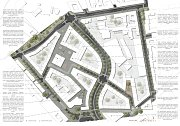 Soutěž na podobu okolí průpichu: na třetím místě se v soutěži umístil návrh architektů Jindřicha Nového a Dagmar Nové