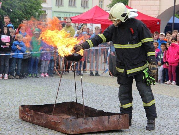Akce Bezpečné město Lipník nad Bečvou