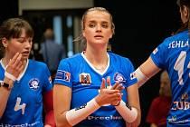 Lucie Zatloukalová (Přerov) - uprostřed