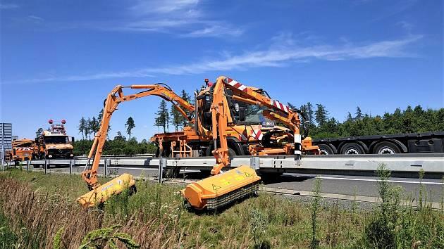 Novinka Správy a údržby dálnice v Olomouckém kraji určená pro přerovské středisko